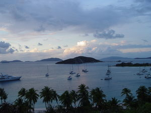 yachts in BVI